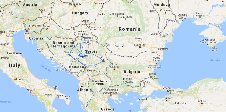 Guca Tour Serbia And Balkan Tour Operator