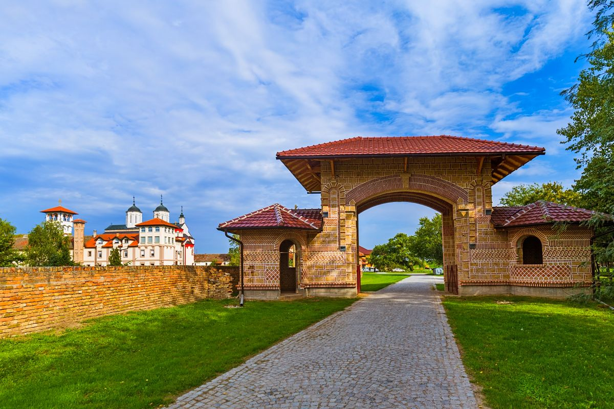 Fruska gora monastery,full day trip from Belgrade