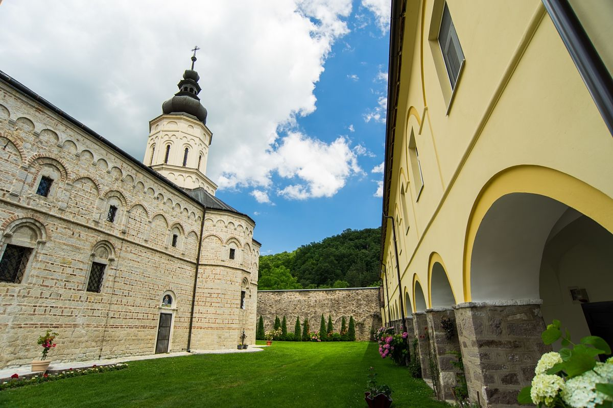 Krusedol monastery,full day trip from Belgrade